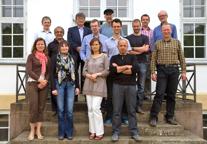 3rd project meeting in Copenhagen